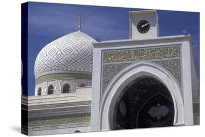 Saida Ruqqaya Mosque--Stretched Canvas Print