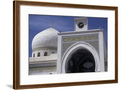 Saida Ruqqaya Mosque--Framed Photographic Print
