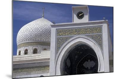 Saida Ruqqaya Mosque--Mounted Photographic Print