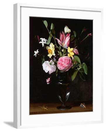 Still Life of Flowers-Daniel Seghers-Framed Giclee Print