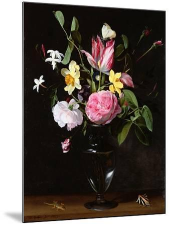 Still Life of Flowers-Daniel Seghers-Mounted Giclee Print