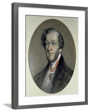William Cavendish, 6th Duke of Devonshire-Sir Francis Grant-Framed Giclee Print