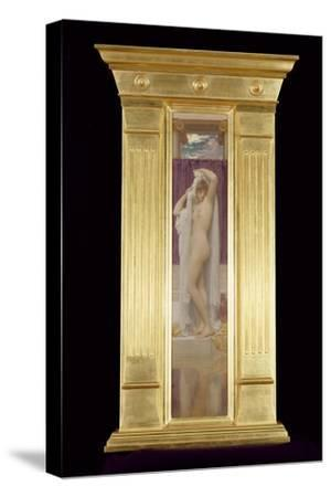 The Bath of Psyche-Frederick Leighton-Stretched Canvas Print