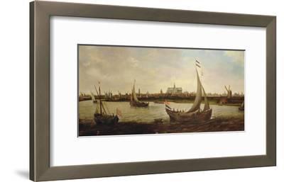 View of Haarlem from the North-Hendrick Cornelisz^ Vroom-Framed Giclee Print