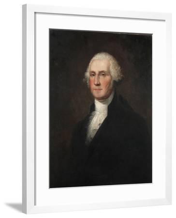 George Washington-Rembrandt Peale-Framed Giclee Print