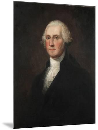 George Washington-Rembrandt Peale-Mounted Giclee Print
