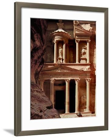 View of the Treasury--Framed Photographic Print
