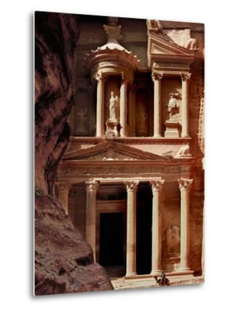View of the Treasury--Metal Print