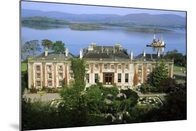 Bantry House and Bay--Mounted Photographic Print