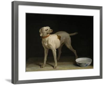 Dog, 1751-Jean-Baptiste Oudry-Framed Giclee Print
