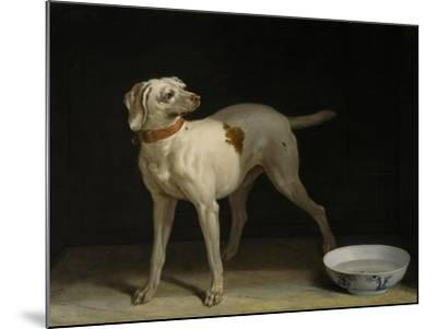 Dog, 1751-Jean-Baptiste Oudry-Mounted Giclee Print