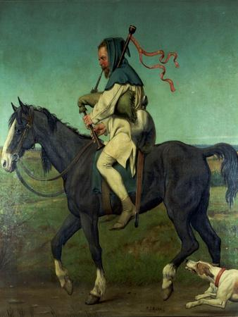 The Miller, from 'The Canterbury Tales', 1878-Henry Stacey Marks-Giclee Print