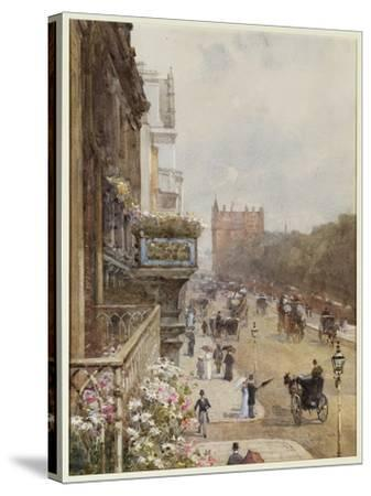 Piccadilly, 1894-Rose Maynard Barton-Stretched Canvas Print