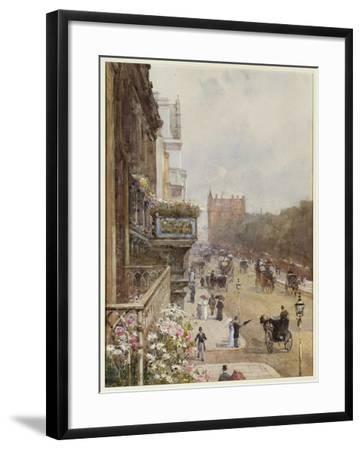 Piccadilly, 1894-Rose Maynard Barton-Framed Giclee Print