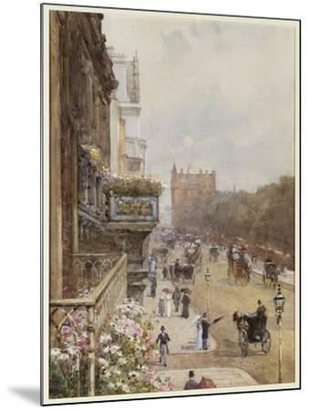 Piccadilly, 1894-Rose Maynard Barton-Mounted Giclee Print