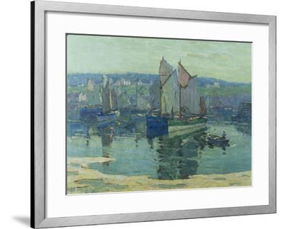 Concarneau-Terrick Williams-Framed Giclee Print