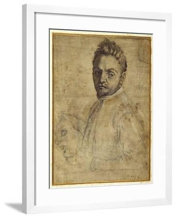 Giovanni Gabrielli, 'Il Sivello'-Agostino Carracci-Framed Giclee Print