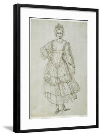 A Daughter of the Morn, C.1611-Inigo Jones-Framed Giclee Print