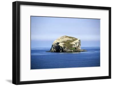 Bass Rock--Framed Photographic Print