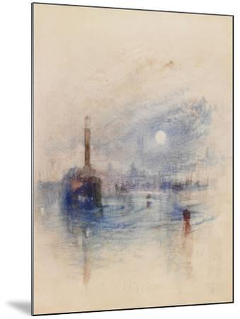 Margate, Possibly C.1840-J^ M^ W^ Turner-Mounted Giclee Print