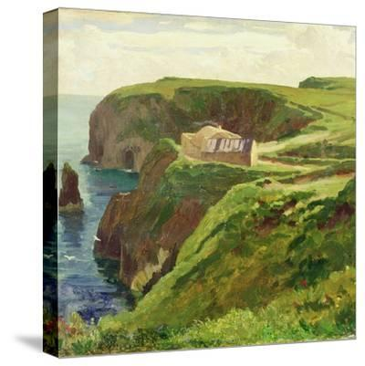 Malin Head, Donegal, 1874-Frederick Leighton-Stretched Canvas Print