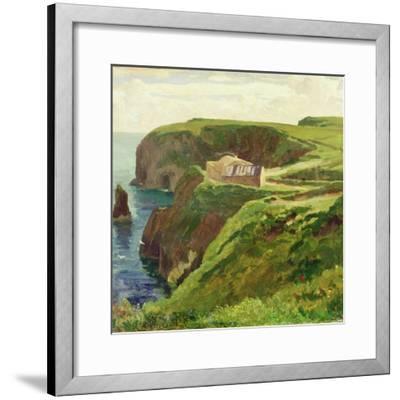 Malin Head, Donegal, 1874-Frederick Leighton-Framed Giclee Print