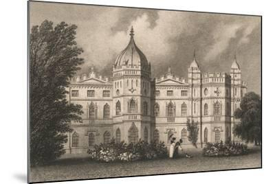 Tong Castle-English School-Mounted Giclee Print