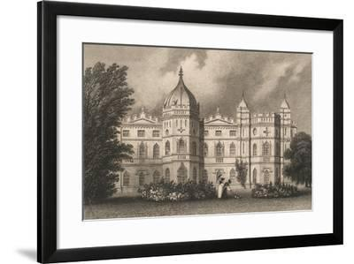 Tong Castle-English School-Framed Giclee Print