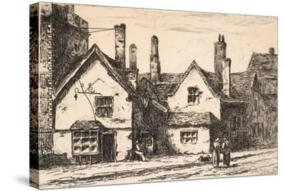 Bilston, 1879-John Fullwood-Stretched Canvas Print
