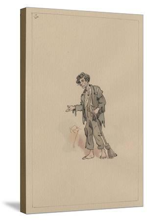 Jo, C.1920s-Joseph Clayton Clarke-Stretched Canvas Print