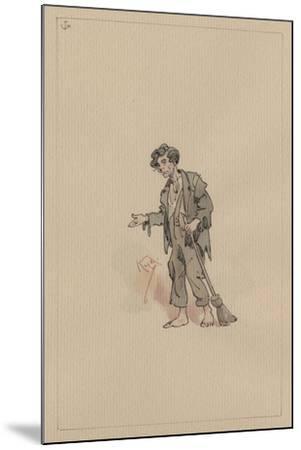 Jo, C.1920s-Joseph Clayton Clarke-Mounted Giclee Print