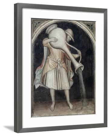 Aquarius - Astrology--Framed Giclee Print