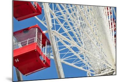 The Ferris Wheel at Navy Pier--Mounted Photographic Print