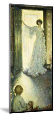 Mother and Child-Philip Leslie Hale-Mounted Giclee Print
