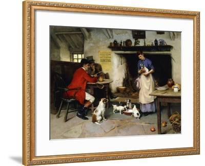 The Beauty of the Family, 1895-Leghe Suthers-Framed Giclee Print