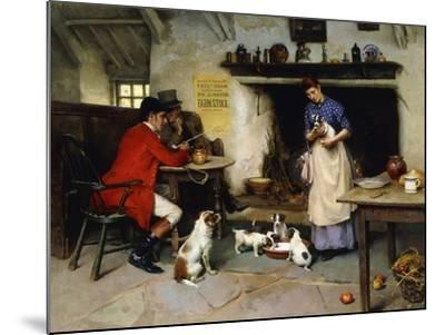 The Beauty of the Family, 1895-Leghe Suthers-Mounted Giclee Print
