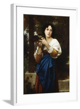 La Treille, 1898-William Adolphe Bouguereau-Framed Giclee Print