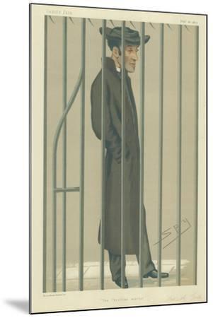 The Reverend Arthur Tooth, the Christian Martyr, 10 February 1877, Vanity Fair Cartoon-Sir Leslie Ward-Mounted Giclee Print