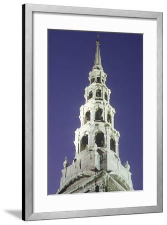 St. Bride's Church, London--Framed Photographic Print