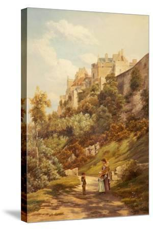 Stirling Castle-Theodore Hines-Stretched Canvas Print
