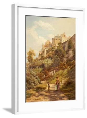 Stirling Castle-Theodore Hines-Framed Giclee Print