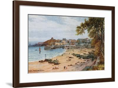 Tenby-Alfred Robert Quinton-Framed Giclee Print