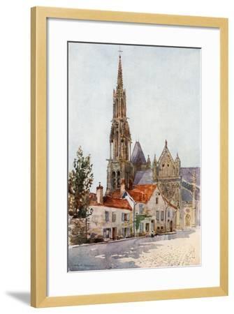 Senlis-Herbert Menzies Marshall-Framed Giclee Print