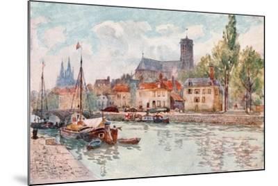 Soissons-Herbert Menzies Marshall-Mounted Giclee Print