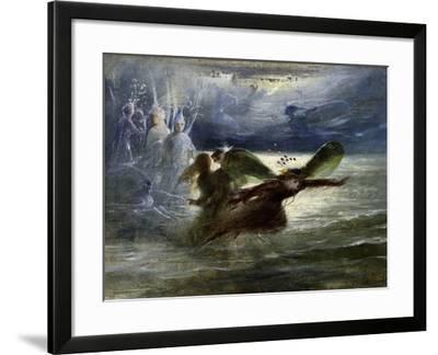 Sea Sprites, C.1870-John Anster Fitzgerald-Framed Giclee Print