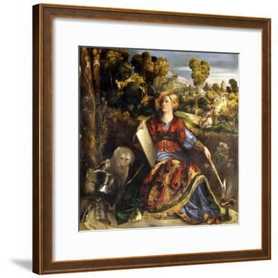 Circe-Dosso Dossi-Framed Giclee Print