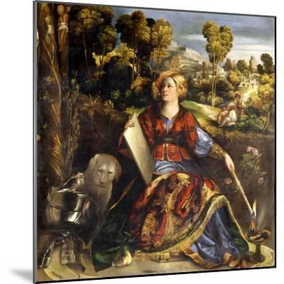 Circe-Dosso Dossi-Mounted Giclee Print