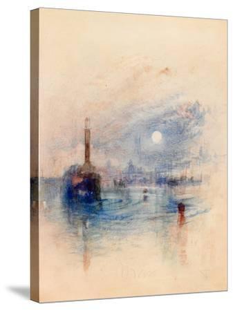 Margate, C.1840-J^ M^ W^ Turner-Stretched Canvas Print