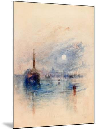 Margate, C.1840-J^ M^ W^ Turner-Mounted Giclee Print