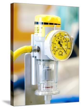 Medical Vacuum Pump-Lth Nhs Trust-Stretched Canvas Print